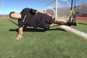 Ski Magazine: Pre-season workout – Side Plank