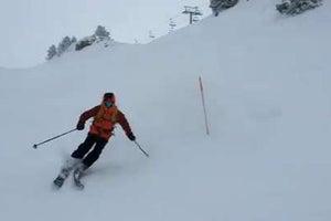 Nick Steers: Big Mountain Skier – Baqueira-Beret