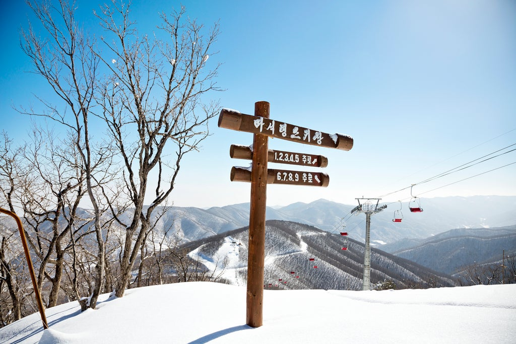 We Visited North Korea's Only Ski Resort When It Opened in 2017—Our Experience is Just as Relevant Today