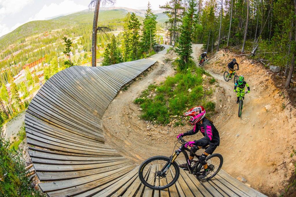 The 4 Best Ski Areas for Mountain Biking, Plus Opening Dates