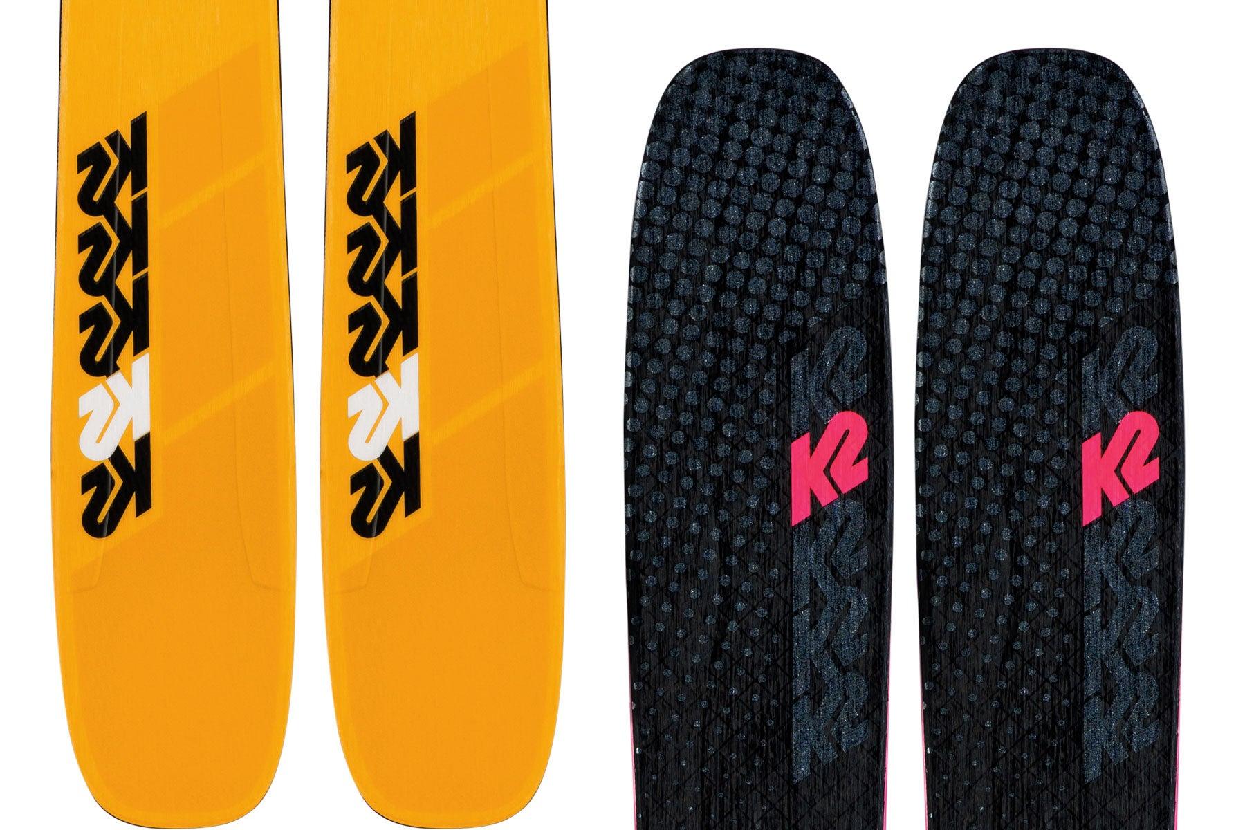 SKI Magazine Preview: K2 Mindbender Skis