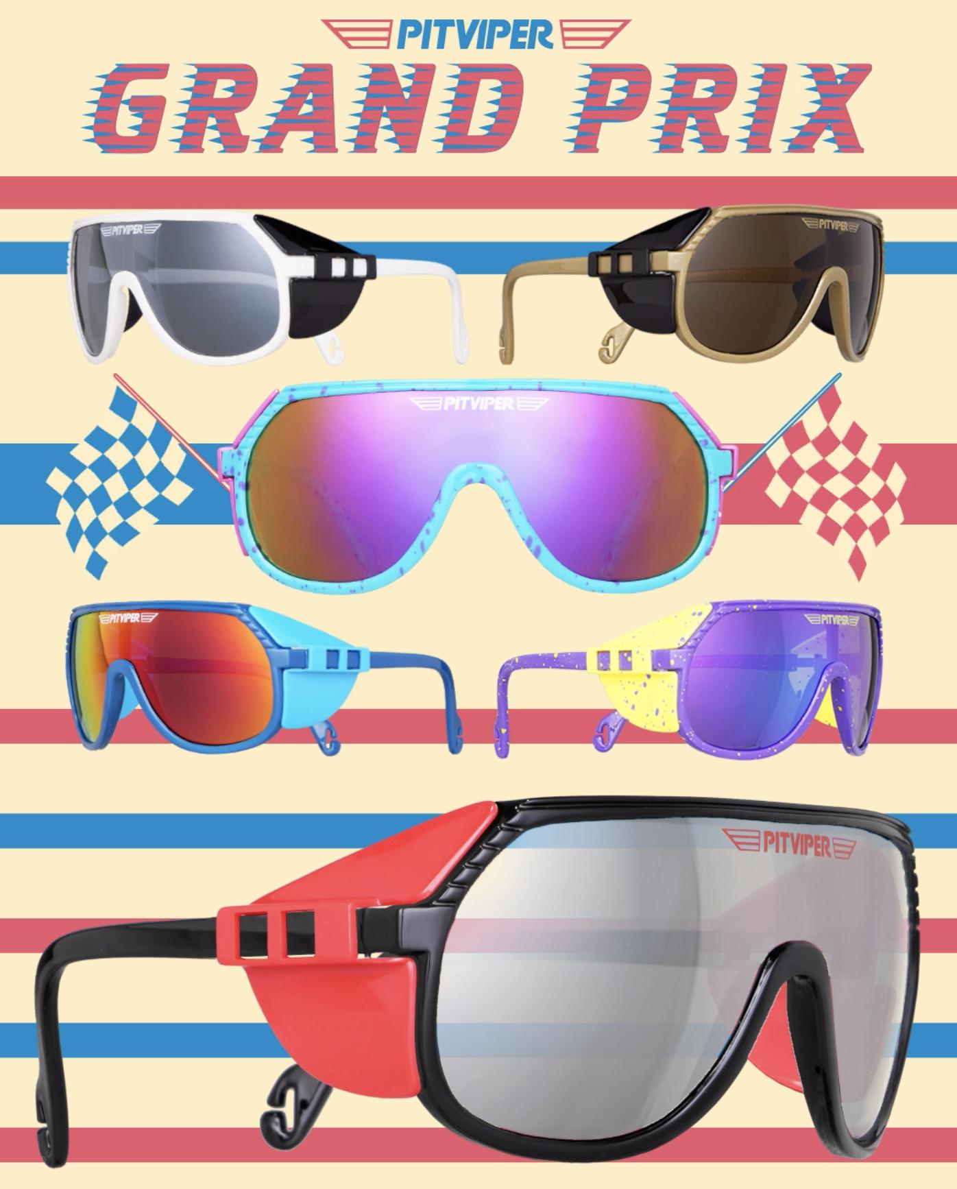 Pit Viper Grand Prix Options
