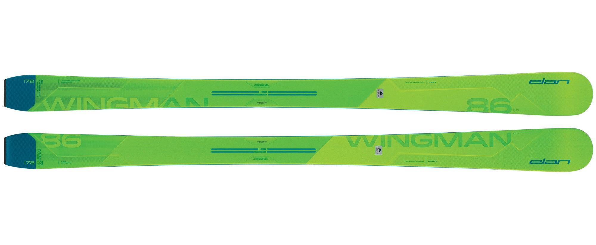 2021 Elan Wingman 86 CTi Men's Frontside Ski
