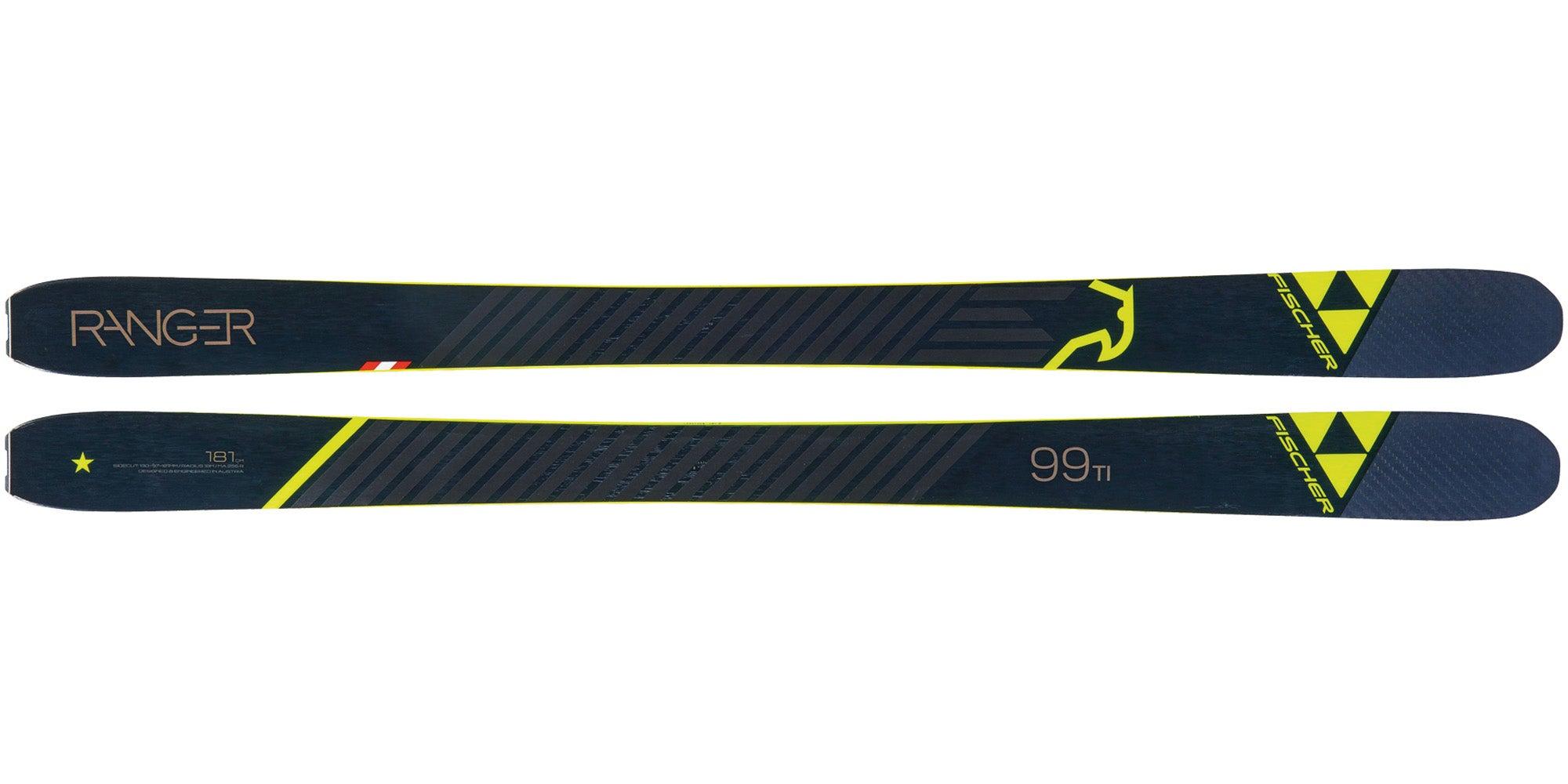 2021 Fischer Ranger 99Ti men's all mountain ski