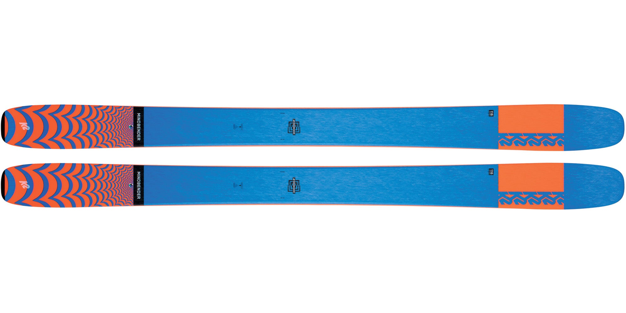 2021 K2 Mindbender 116C Men's Deep Snow Ski