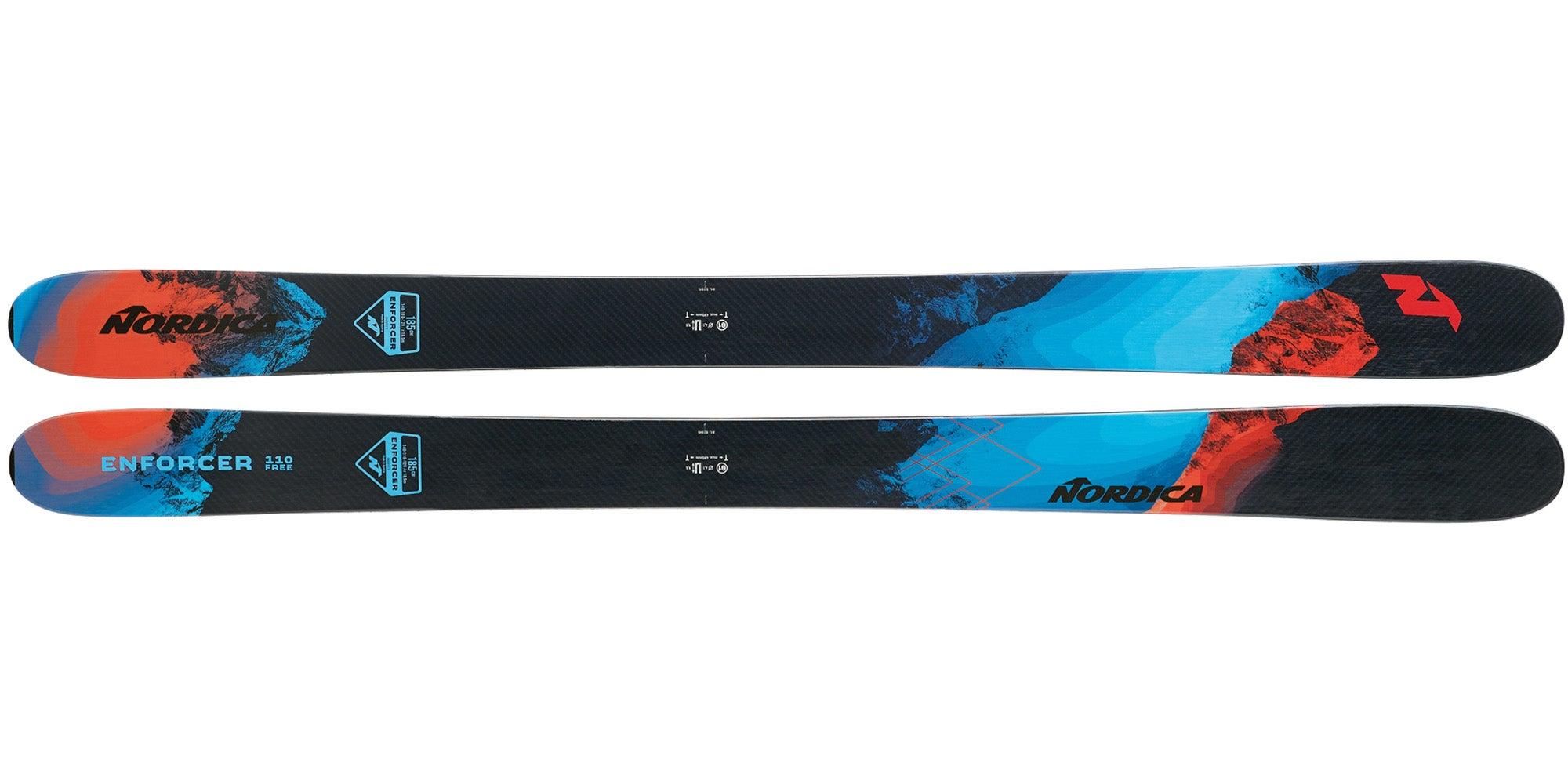 2021 Nordica Enforcer 110 Free Men's Deep Snow Ski