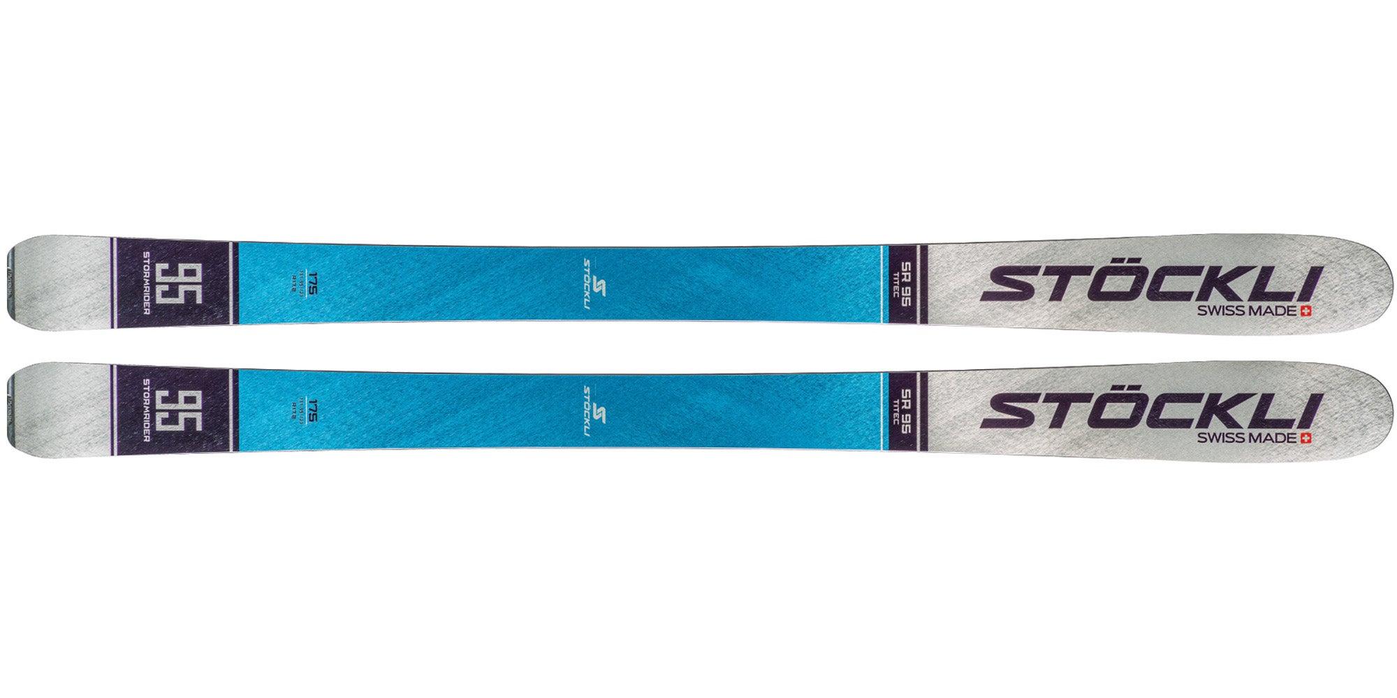 2021 Stockli Stormrider 95 Men's All-Mountain Ski
