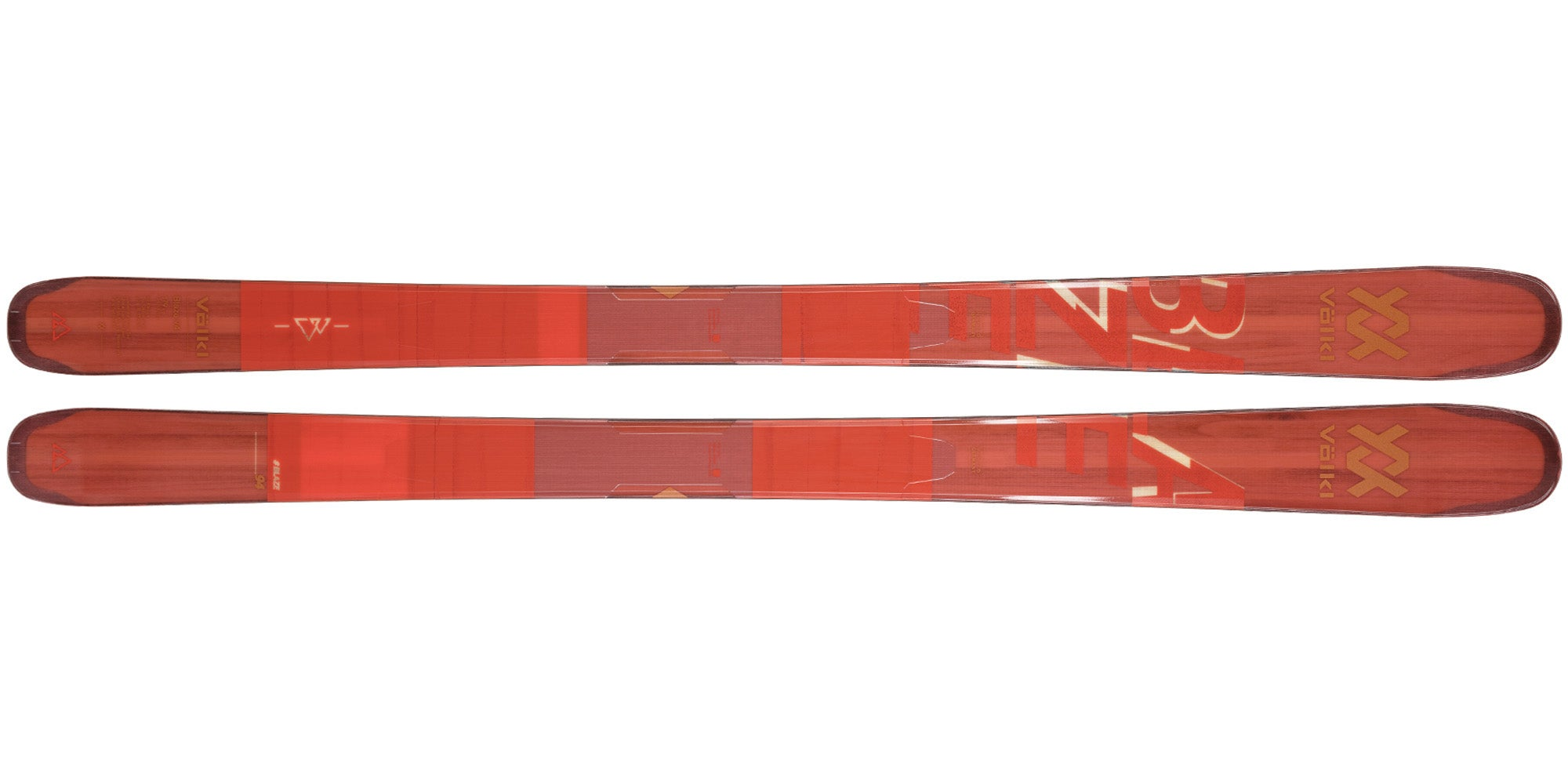 2021 Völkl Blaze 94 Men's All-Mountain Ski
