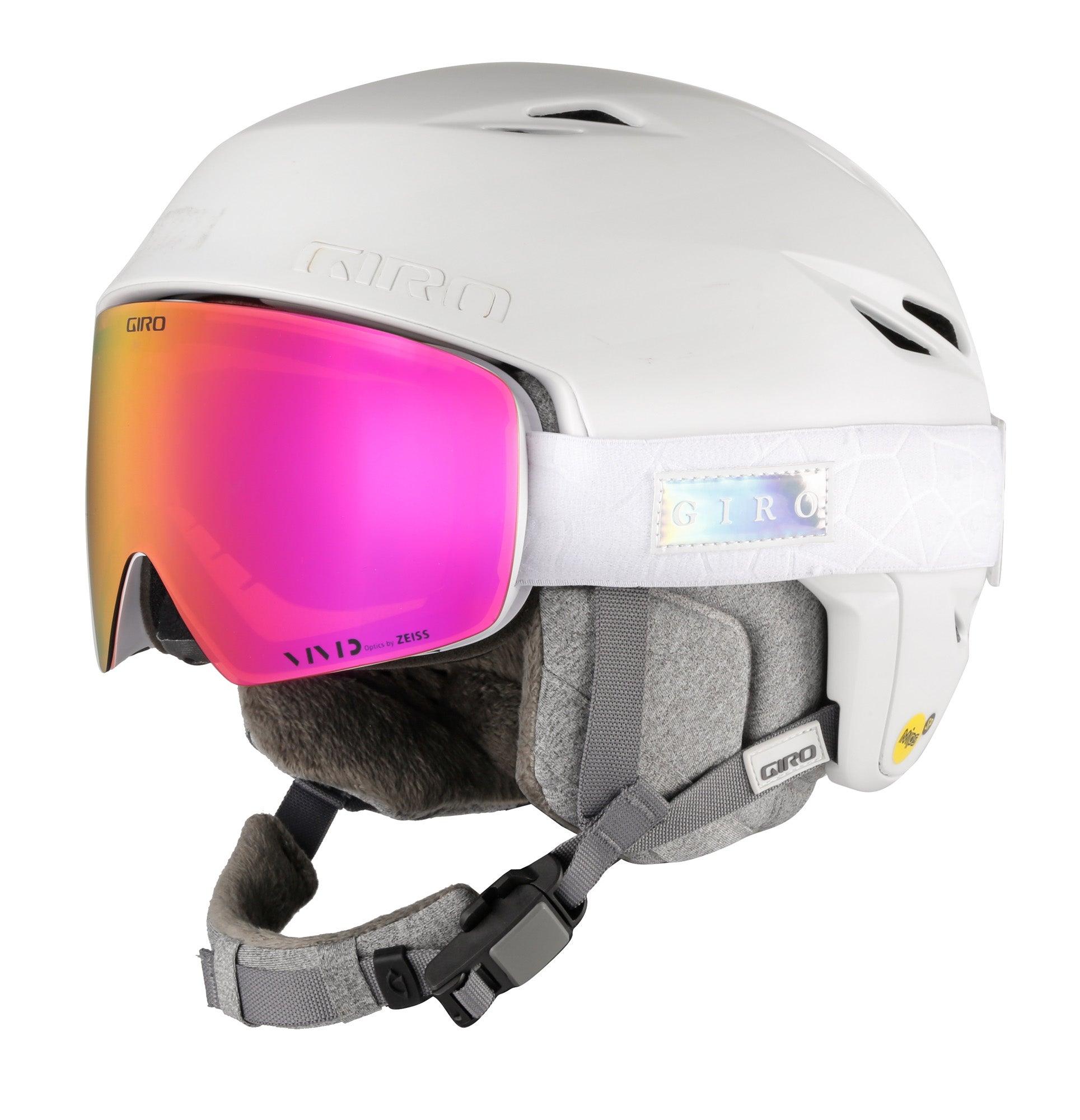 Giro Grid/Envi MIPS Helmet and Contour Goggle