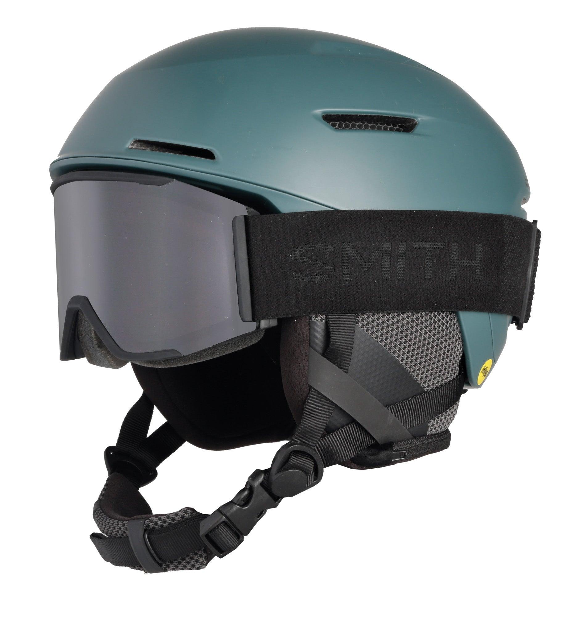 Smith Altus Helmet and Squad MAG Goggle