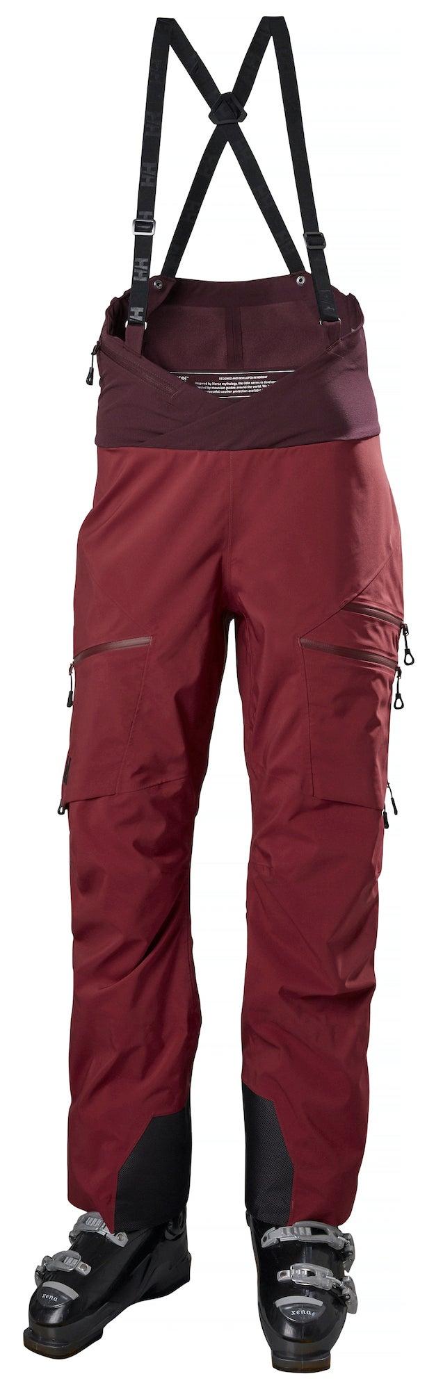 Women's Helly Hansen Odin Mountain 3L Shell Bib Ski Pant