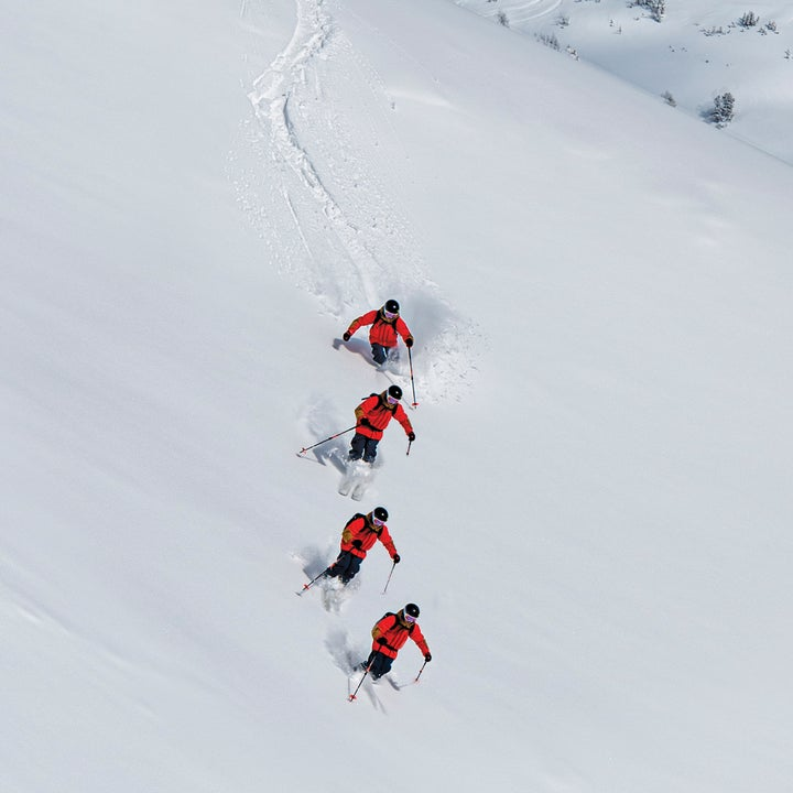 Powder Play Four Tips To Maximize Float And Fun In Deep Snow Ski Mag