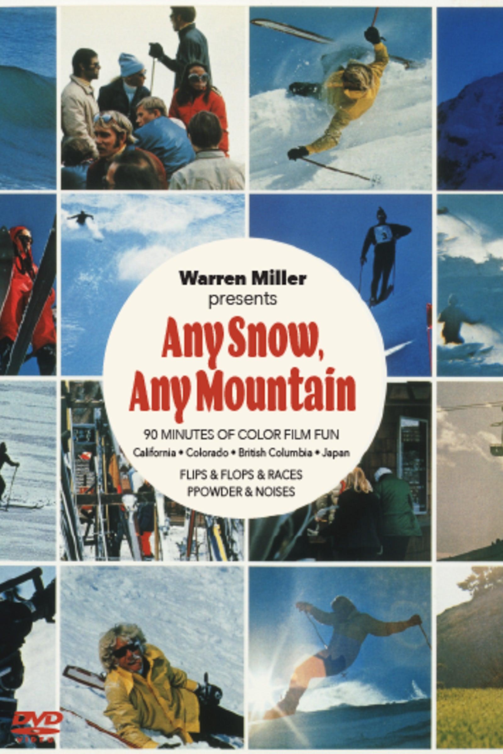 Any Snow Any Mountain (1971)
