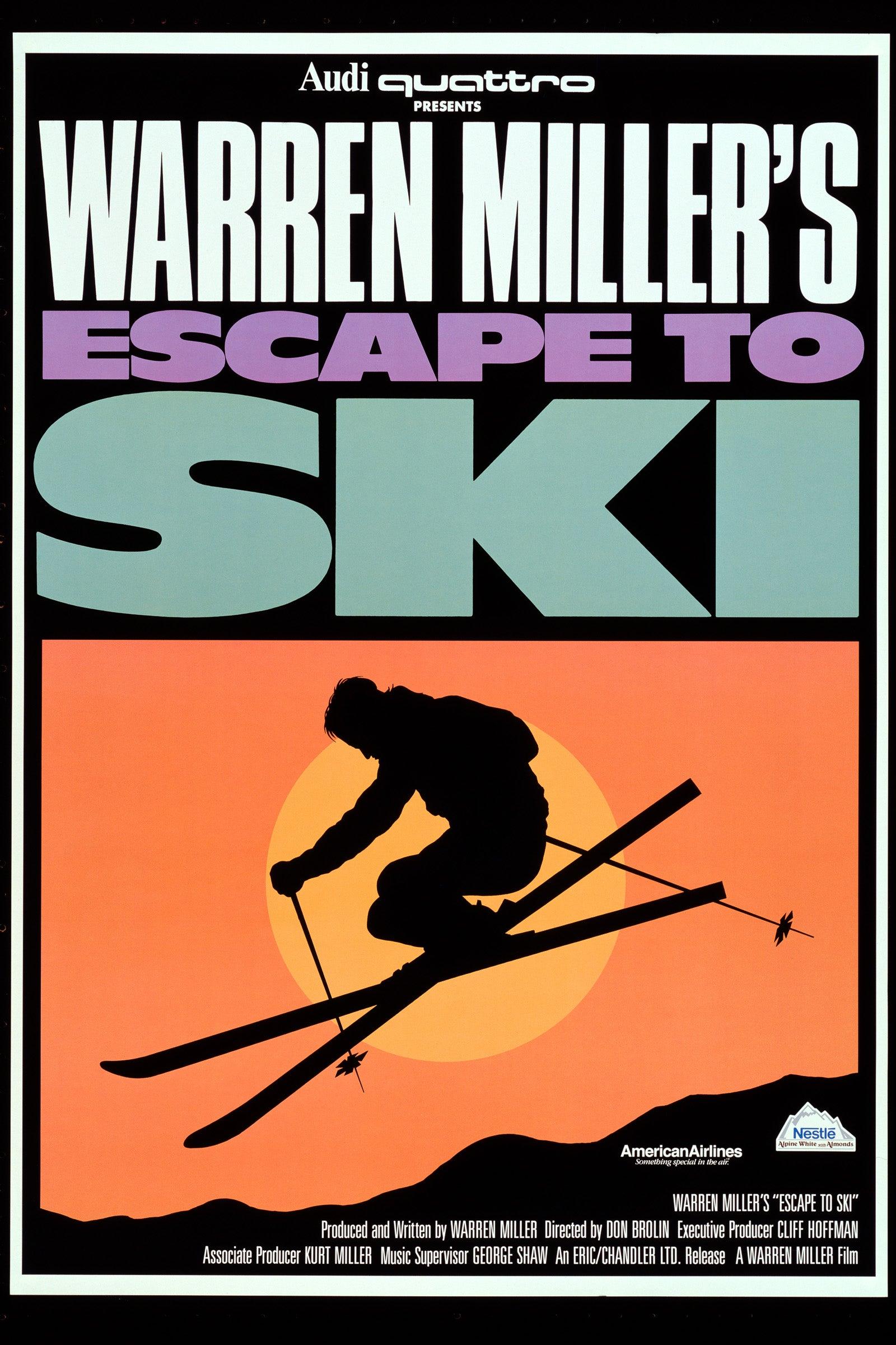 Escape to Ski (1988)
