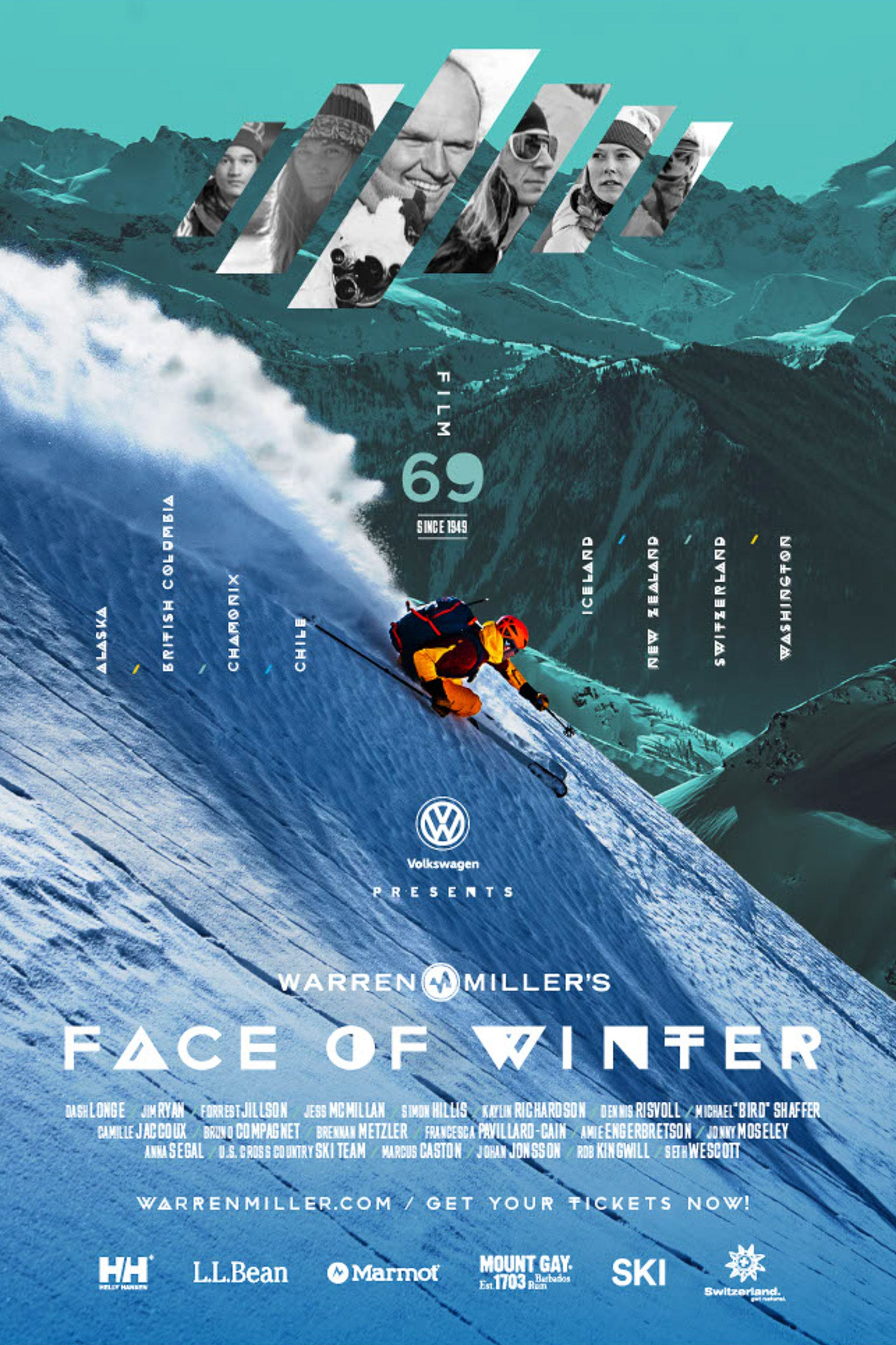 Face of Winter (2018)
