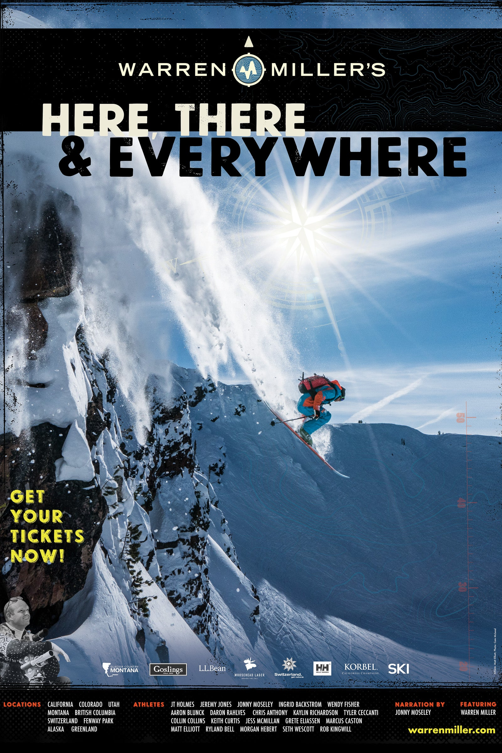 Here, There, and Everywhere (2016)