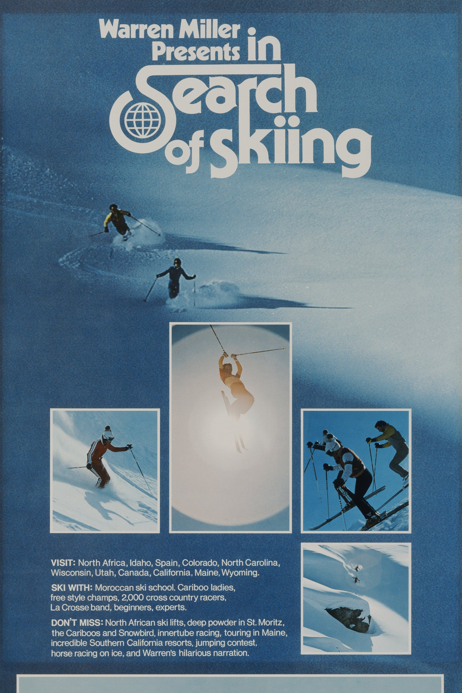 In Search of Skiing (1977)