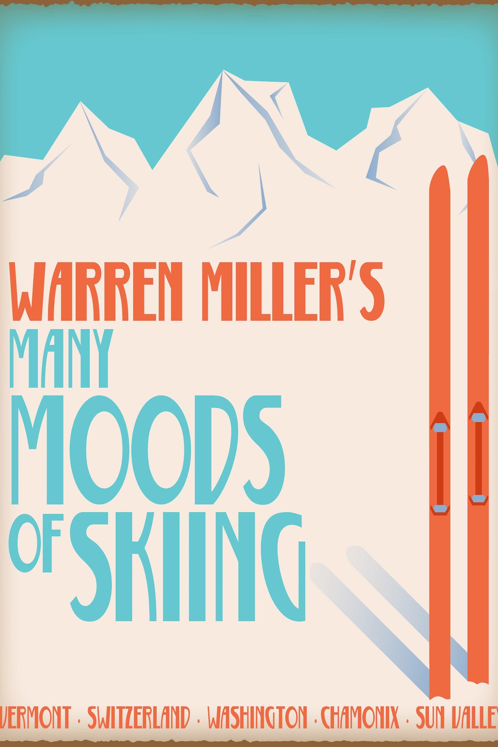 Many Moods of Skiing (1961)
