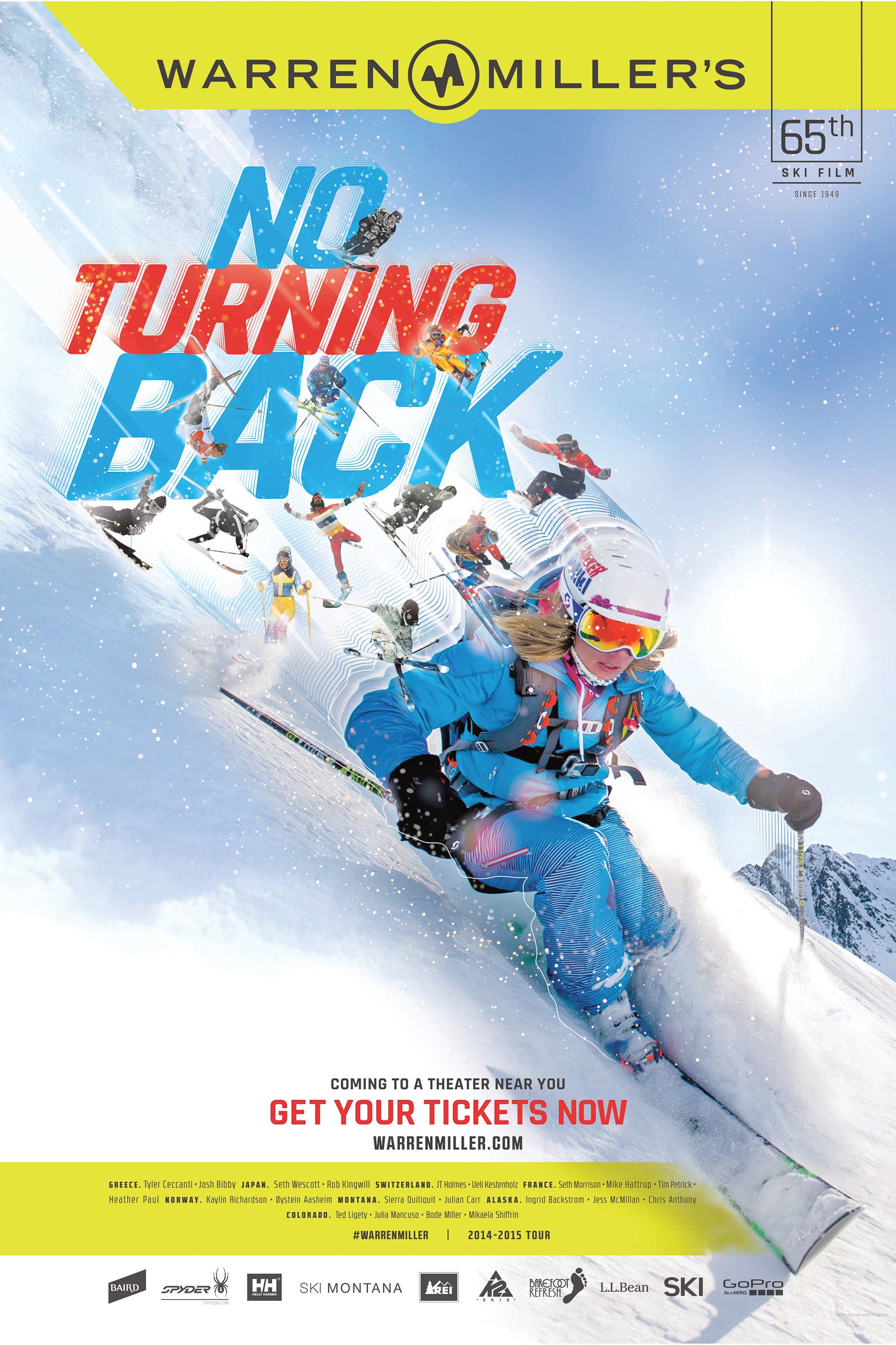 No Turning Back (2014)