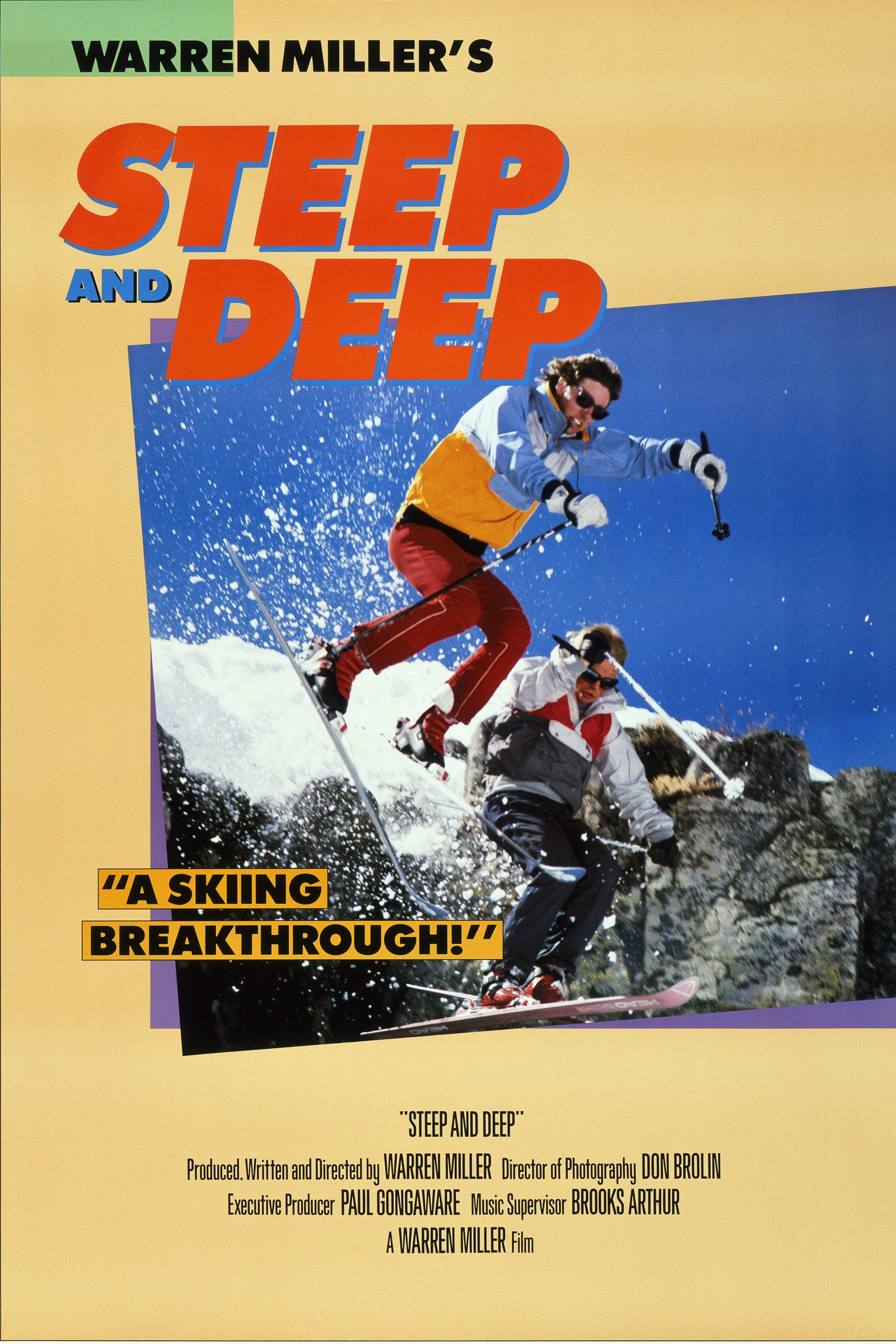 Steep and Deep (1985)