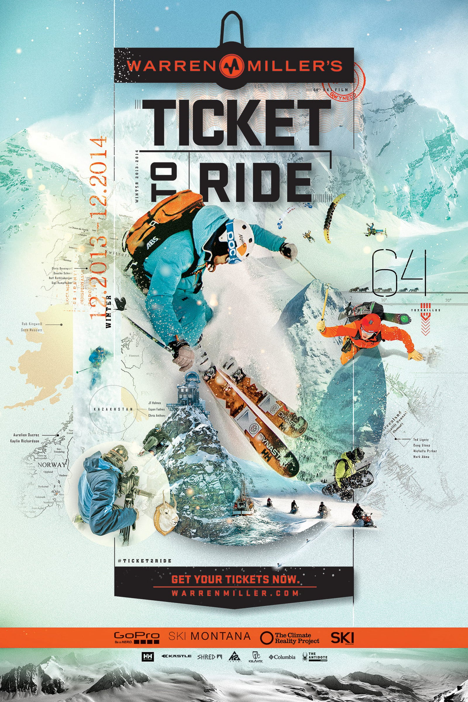 Ticket to Ride (2013)