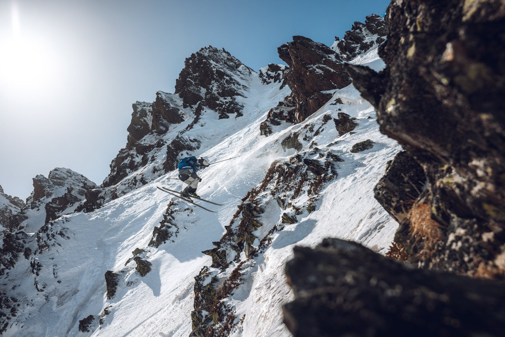 Huge 360 and Cliff Drops put Alta Skier on Top of Freeride World Tour Podium