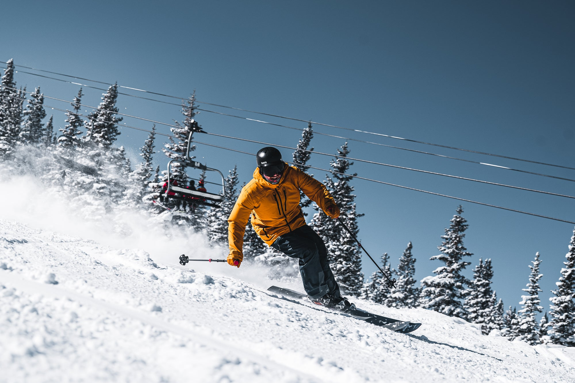 Atomic Used Skiers Like You To Create Its New All-Mountain Ski Line