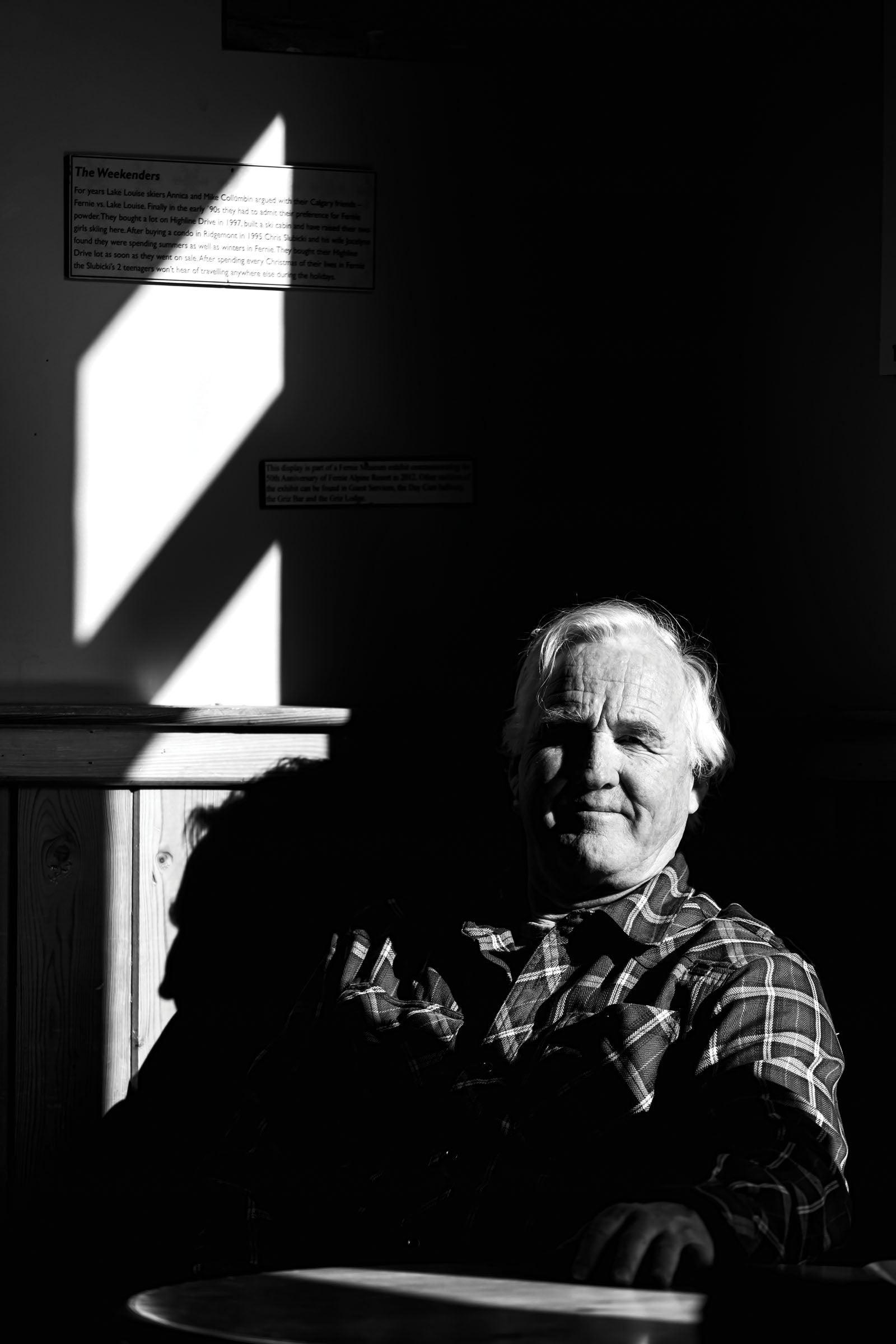 Portrait of Robin Siggers