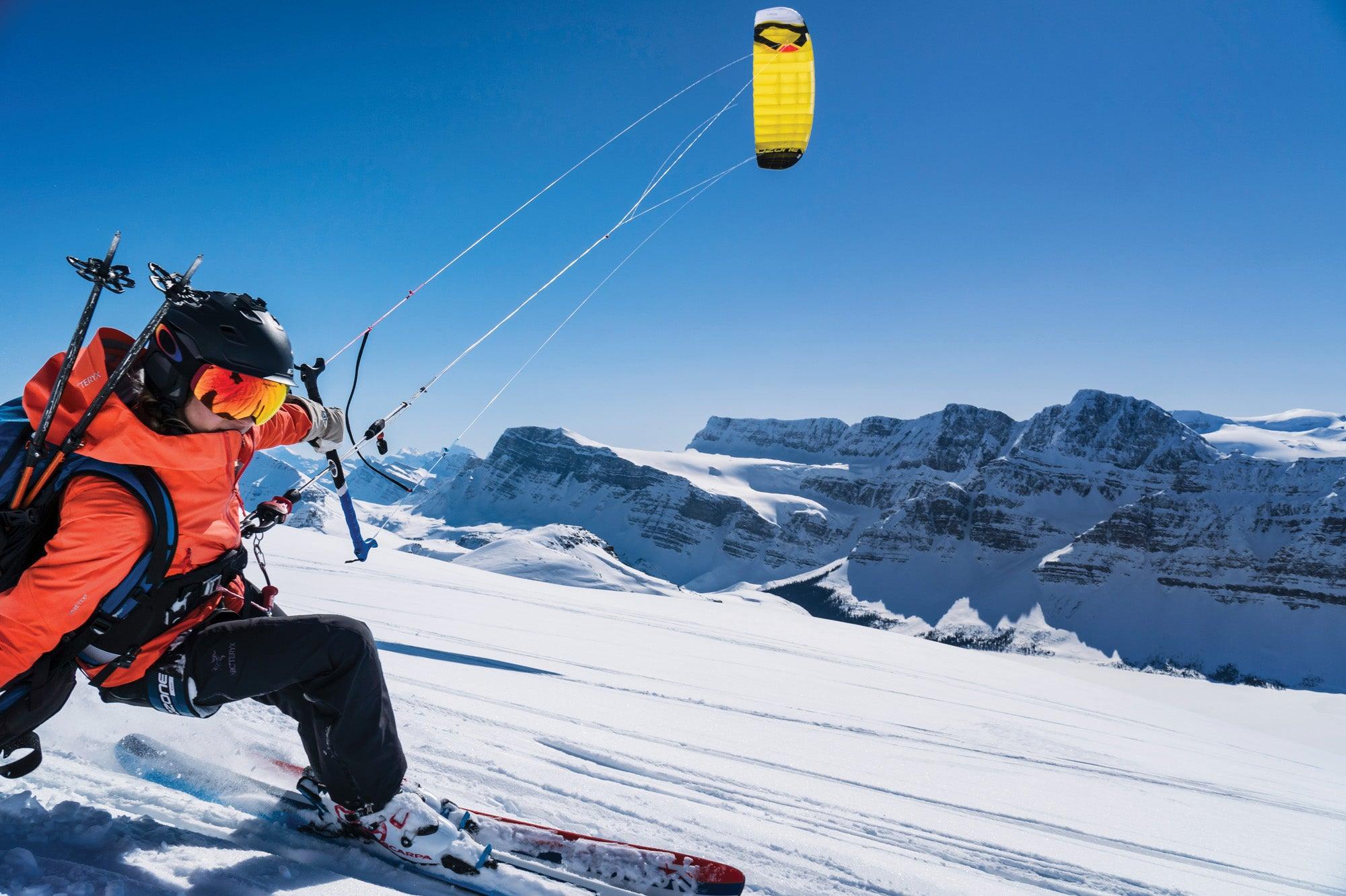 Nnow Kite Skier Lorenza Sommaruga Malaguti
