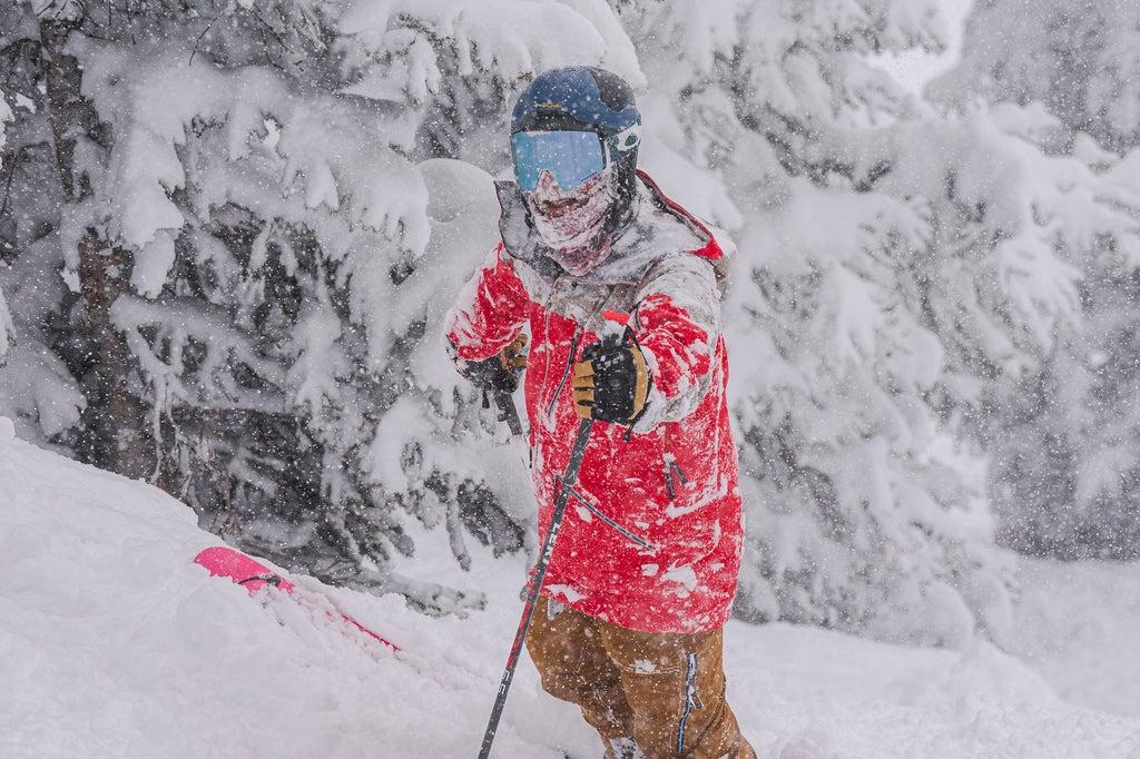 Sven Brunso at Taos Ski Valley, NM