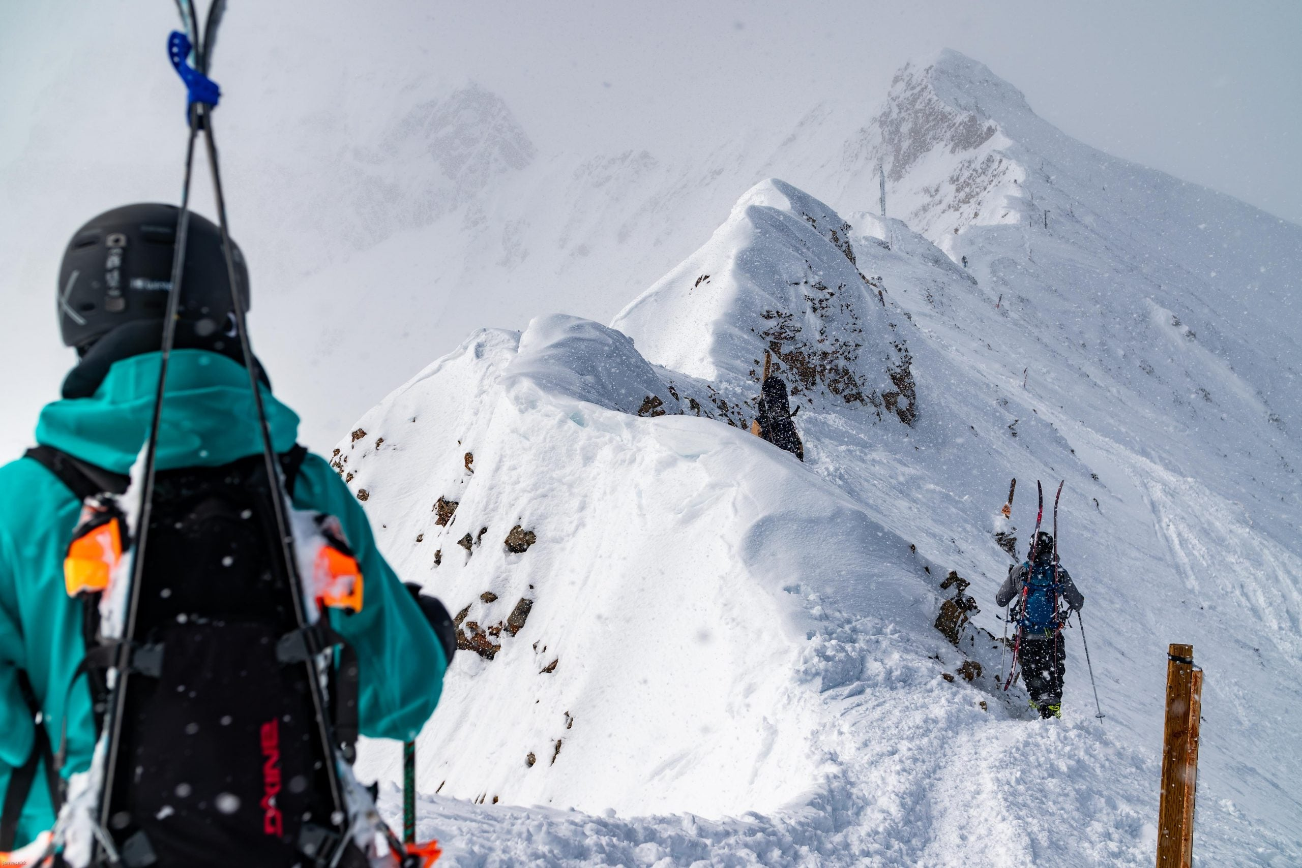 The Big Couloir Isn't the Only Bucket List Run at Big Sky