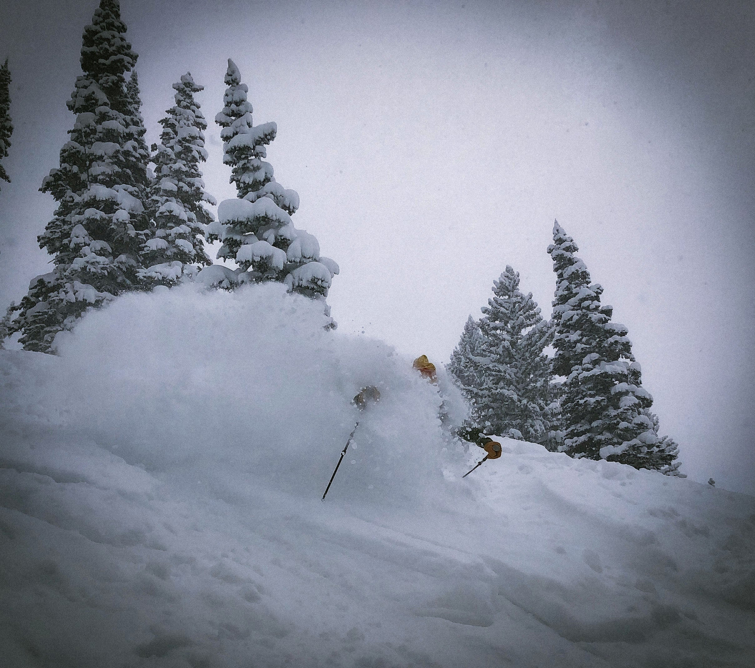 For Some Skiers, Drugs and Alcohol Are Fun, But For Me it Was Something Darker
