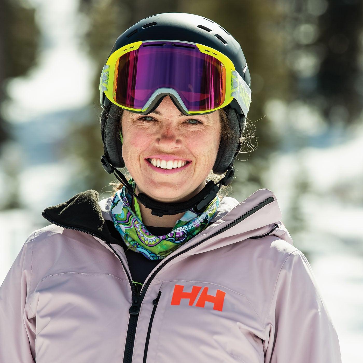 Abby Ghent, Ski Tester 2021
