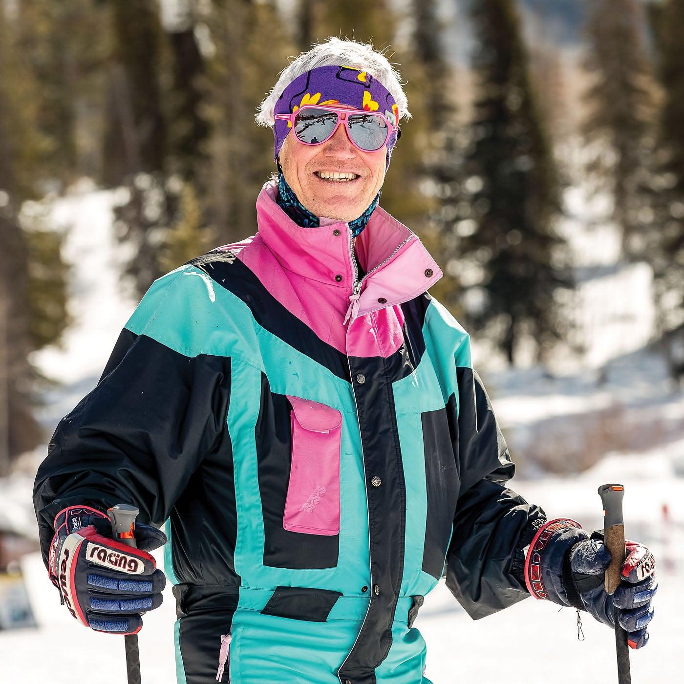 Bob Gleason, Ski Tester 2021