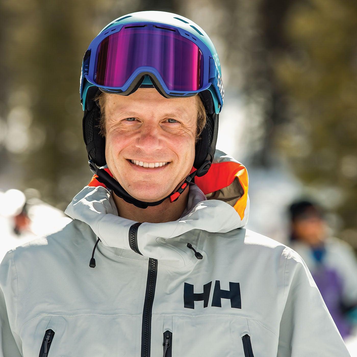 Drew Crosby, Ski Tester 2021