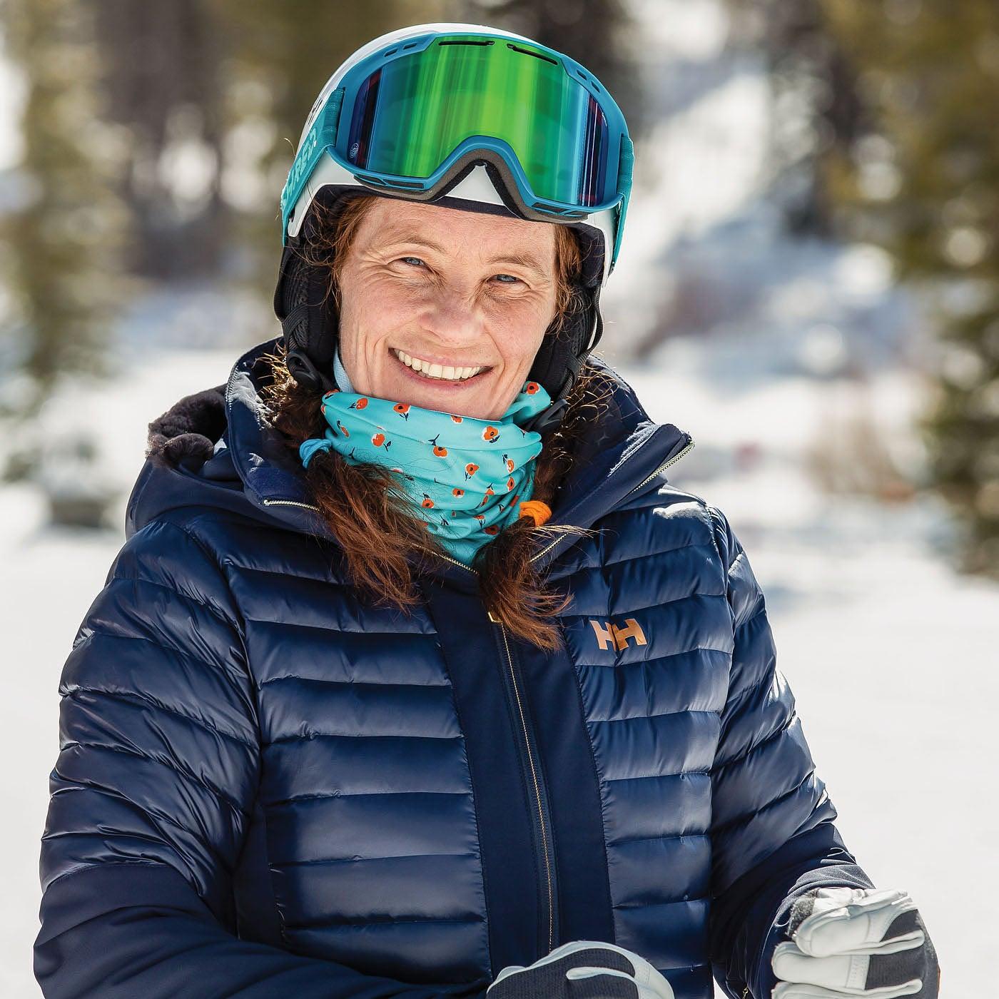 Georgie Bremner, Ski Tester 2021