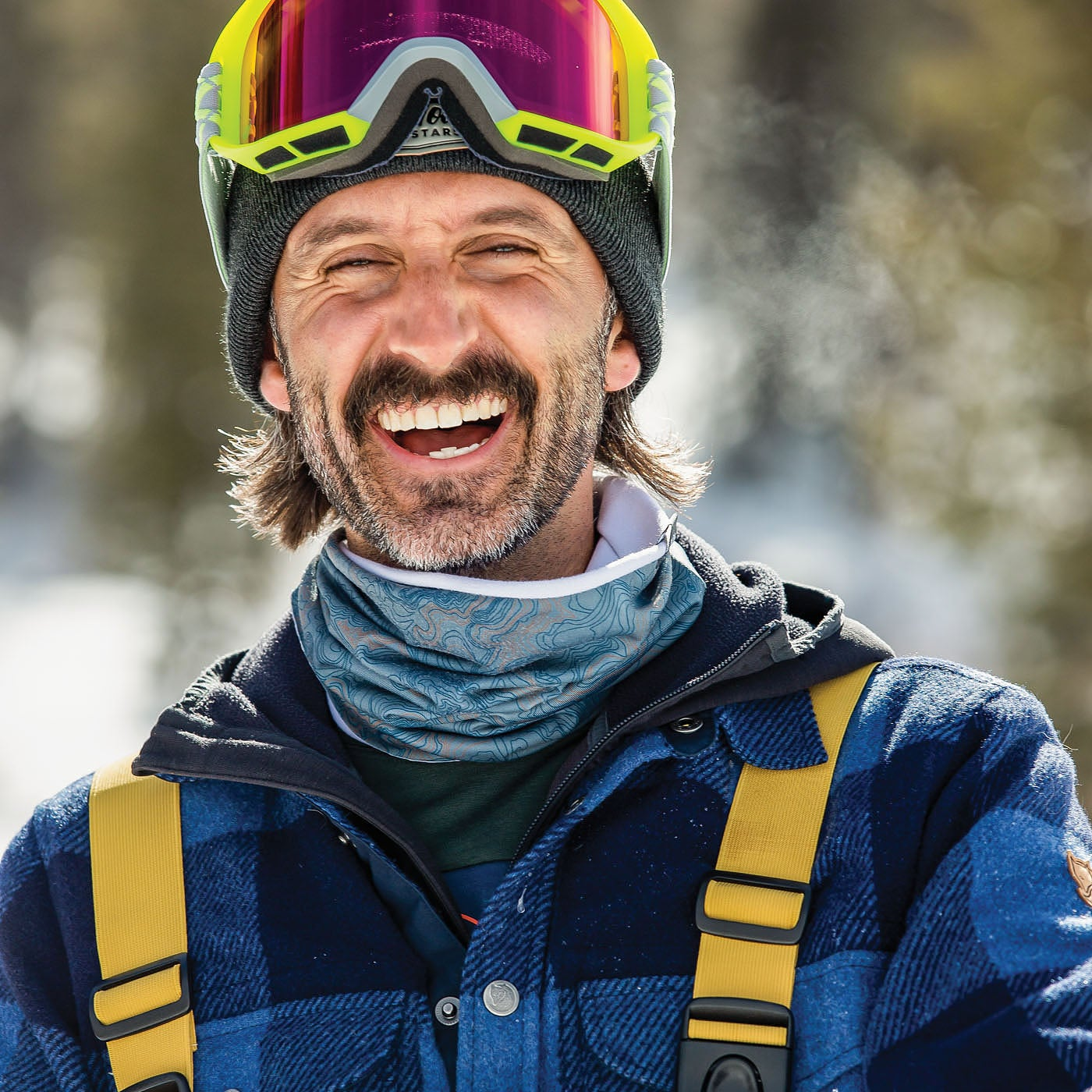 Jon Sexauer, Ski Tester 2021