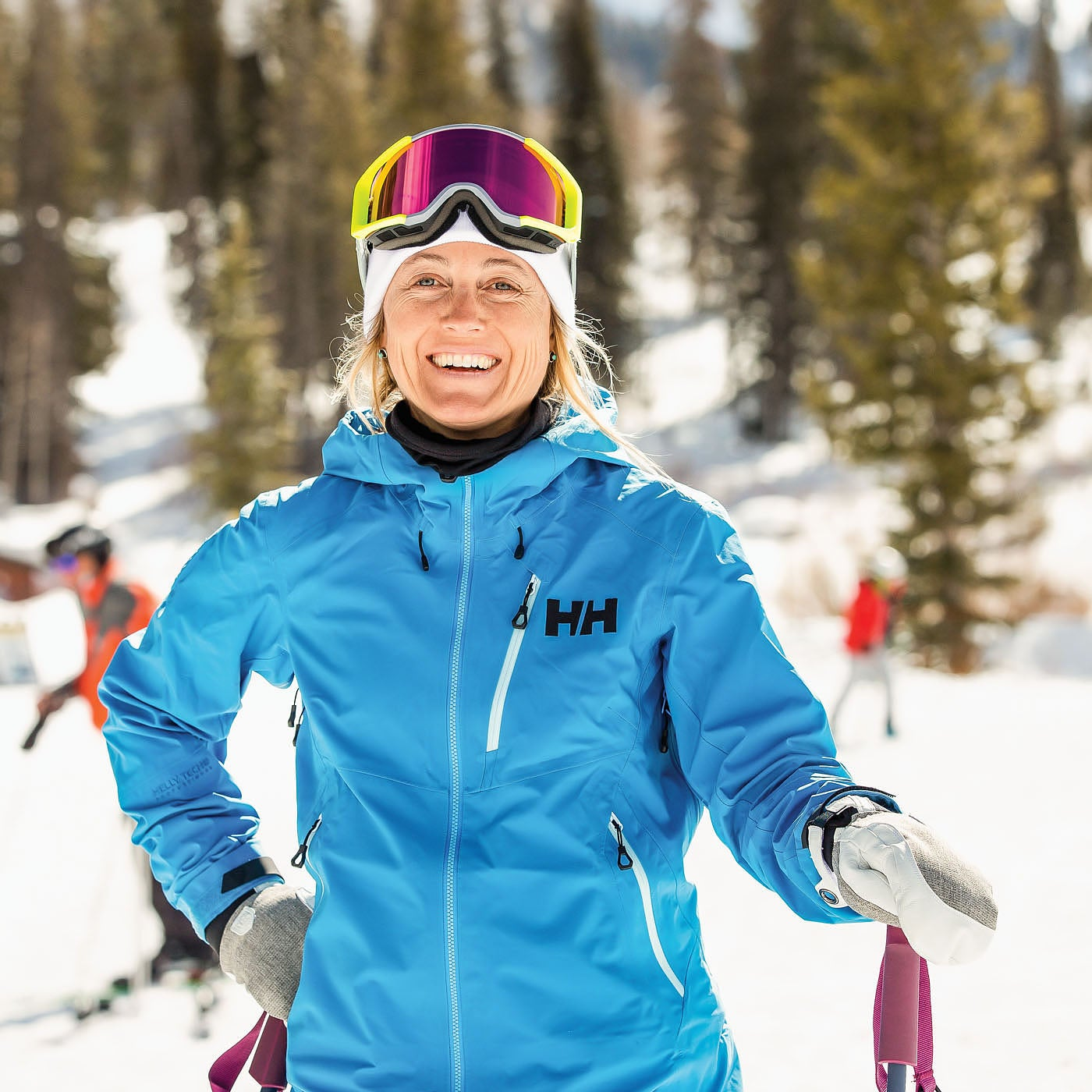 Marina Knight, Ski Tester 2021
