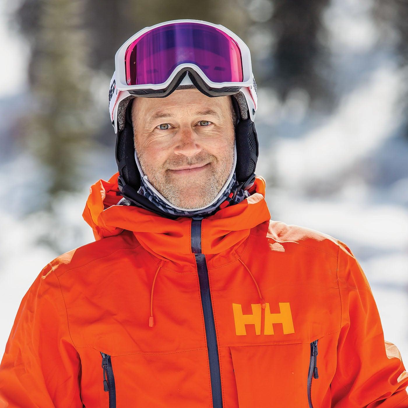Matt Schiller, Ski Tester 2021