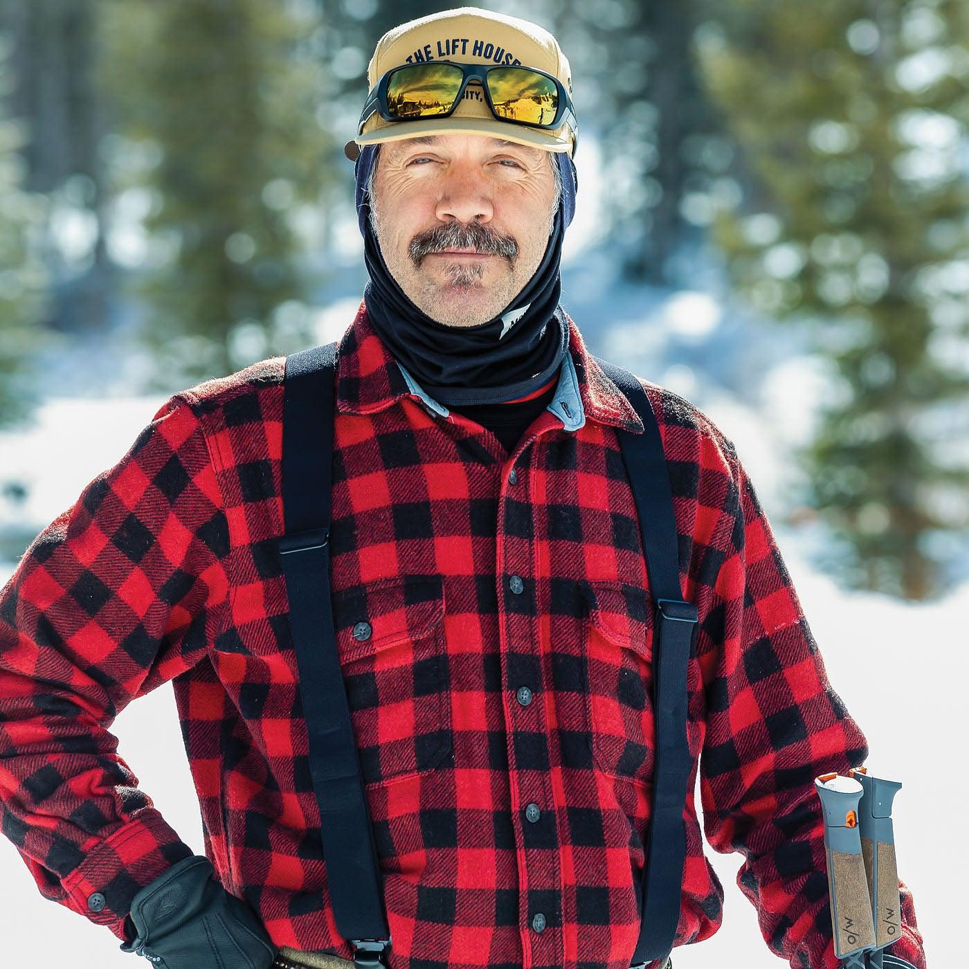Mike Britt, Ski Tester 2021