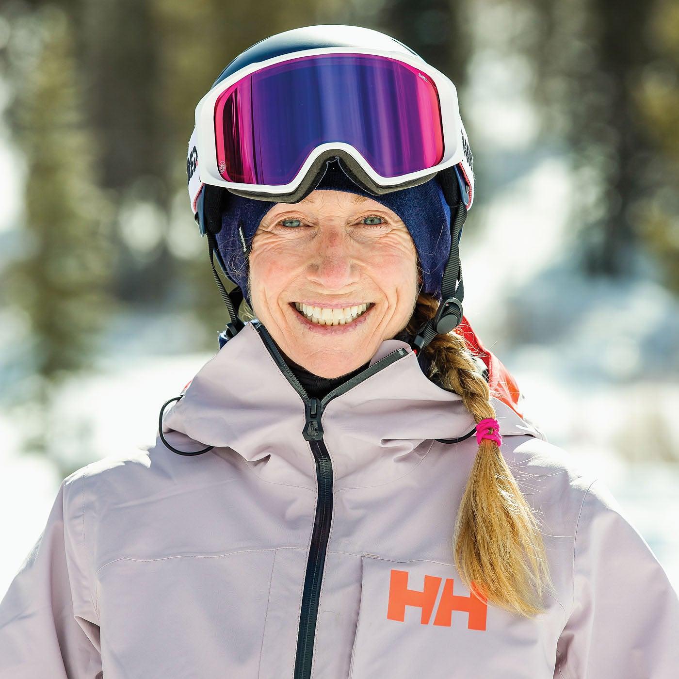 Robin Barnes, Ski Tester 2021