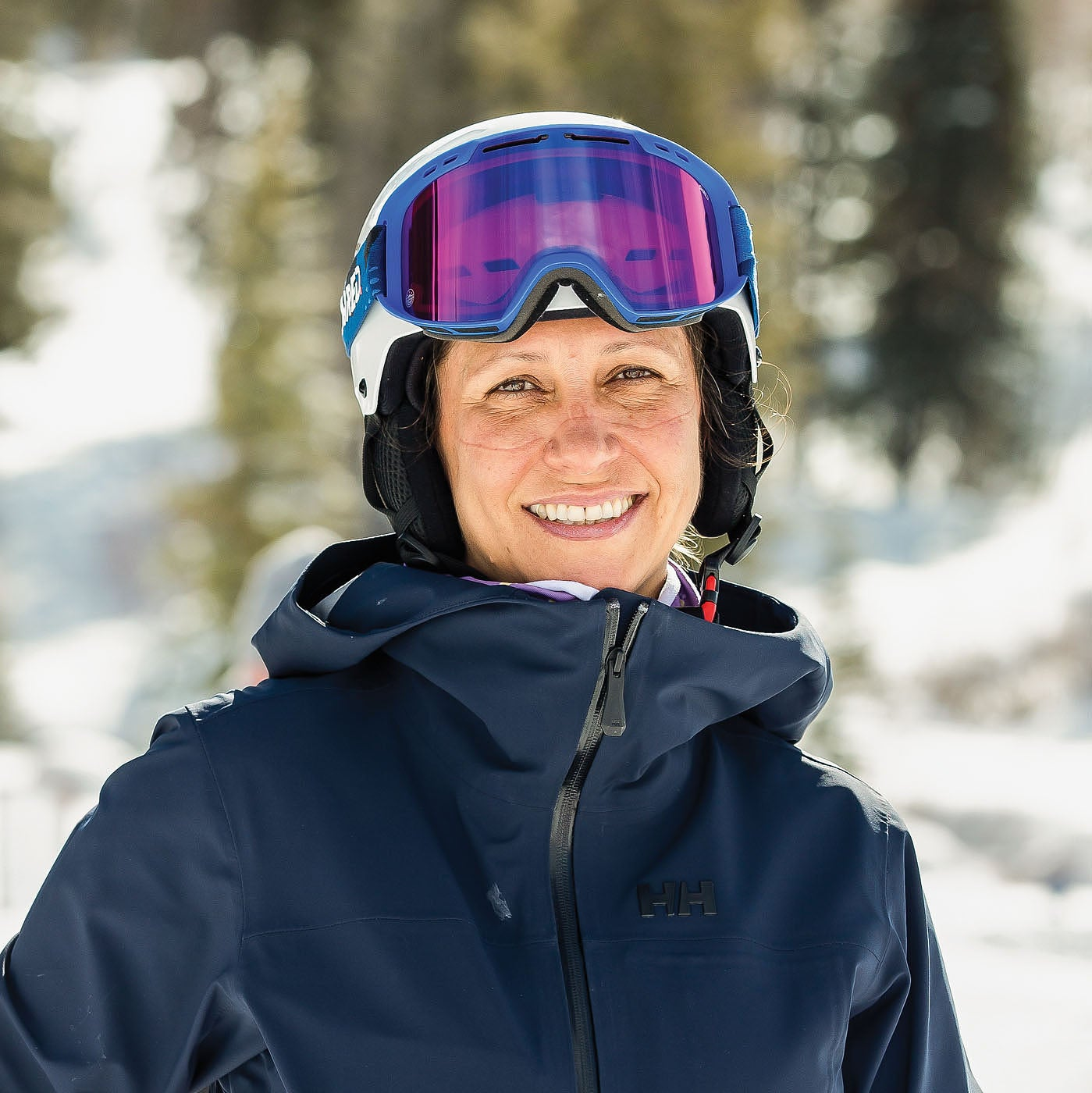 Stephanie Humes, Ski Tester 2021
