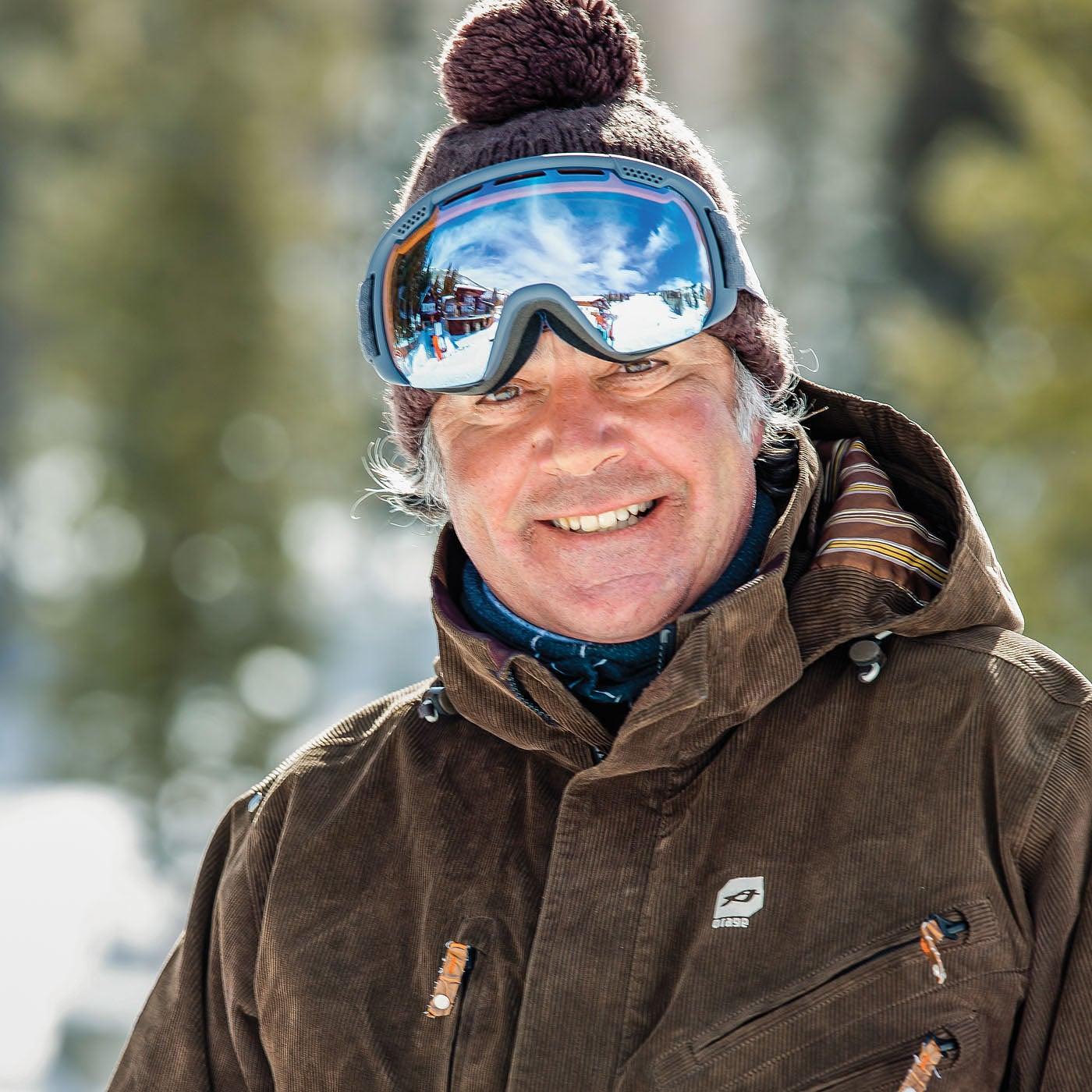 Todd Casey, Ski Tester 2021