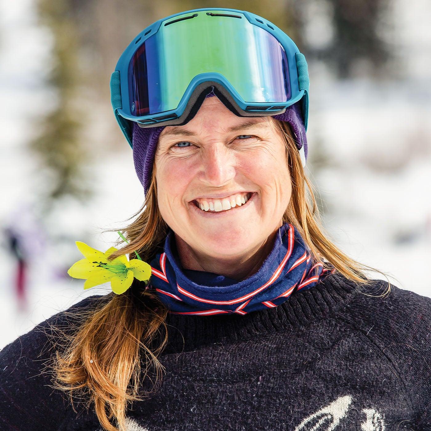 Wendy Crosby, Ski Tester 2021