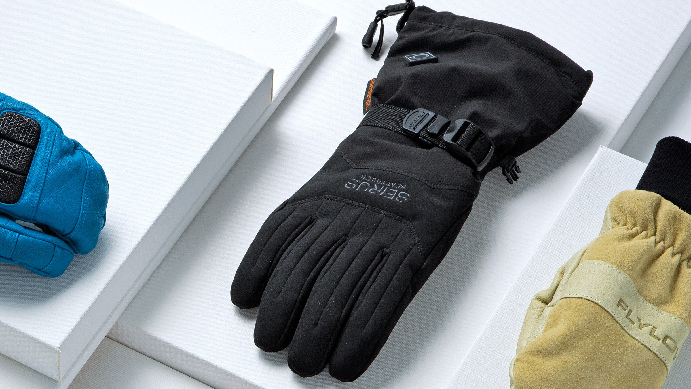 2022 Seirus Heated Atlas Glove