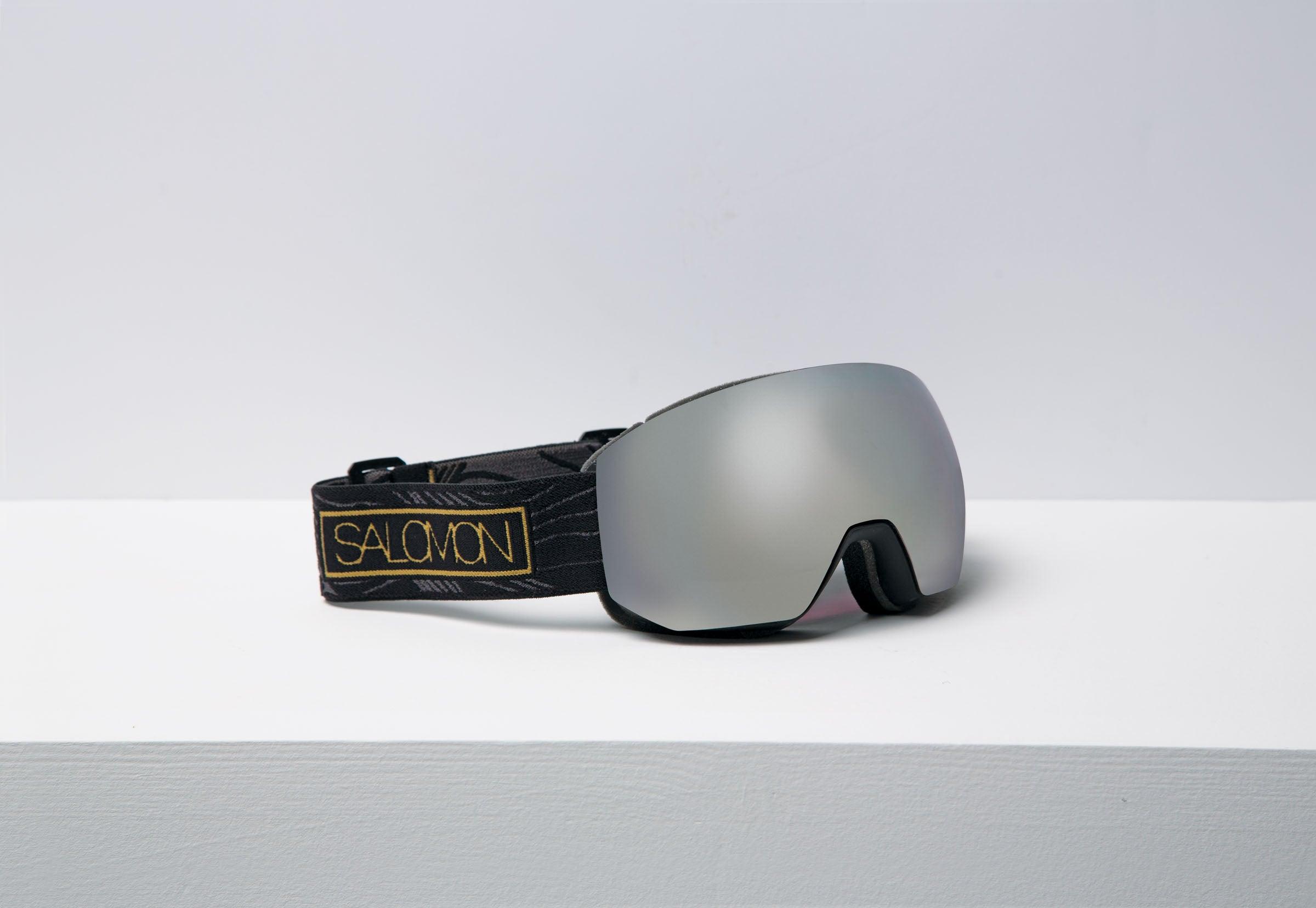 2022 Salomon Radium Pro Sigma goggles