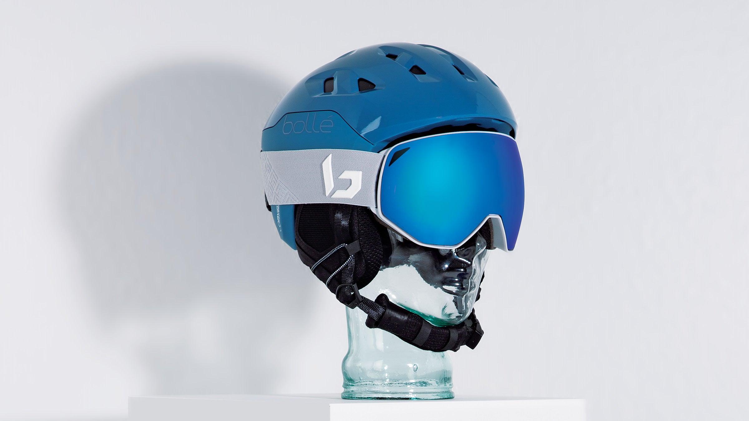 2022 Bollé Torus Goggle + Ryft Evo Helmet