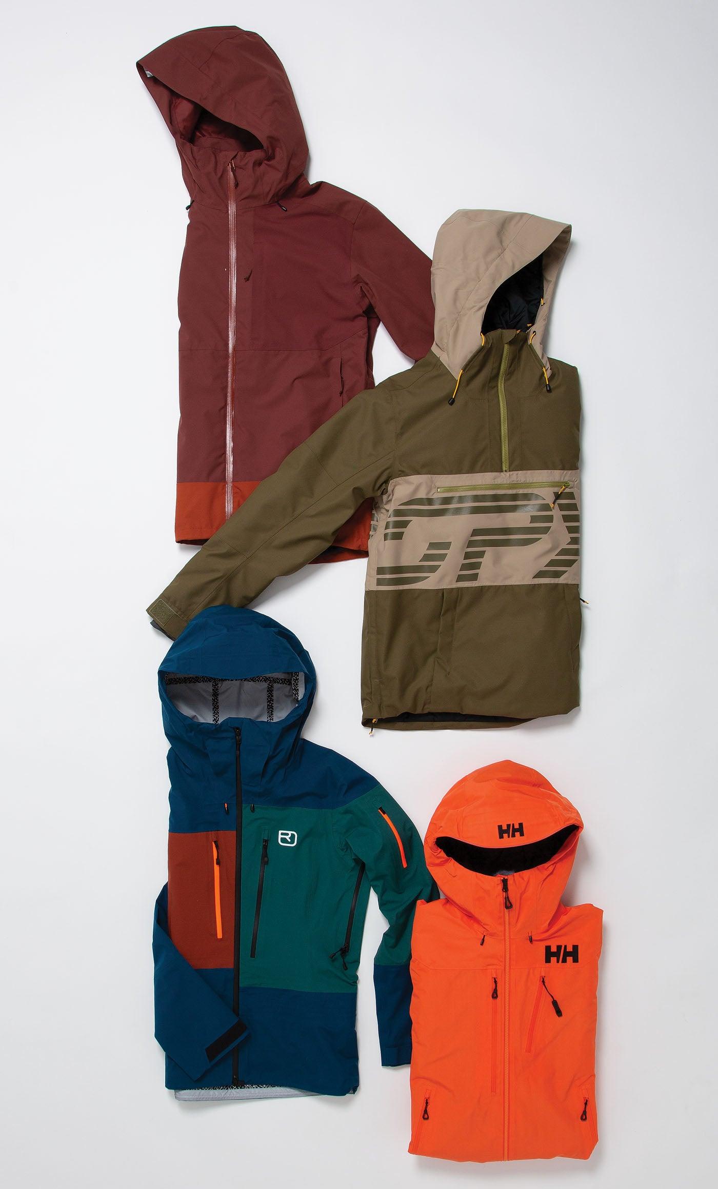 Men's Best Ski Jackets 2022