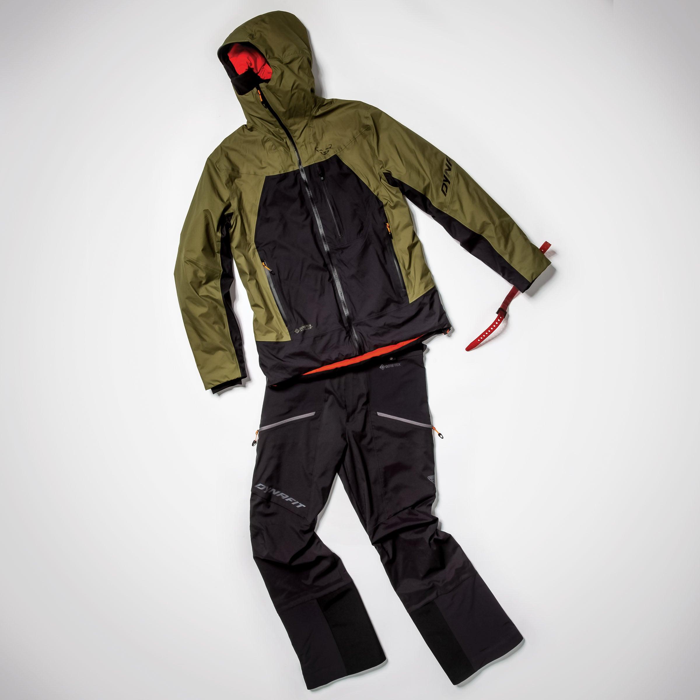 Dynafit Free Infinium Insulation Jacket and Free Infinium Hybrid Pants