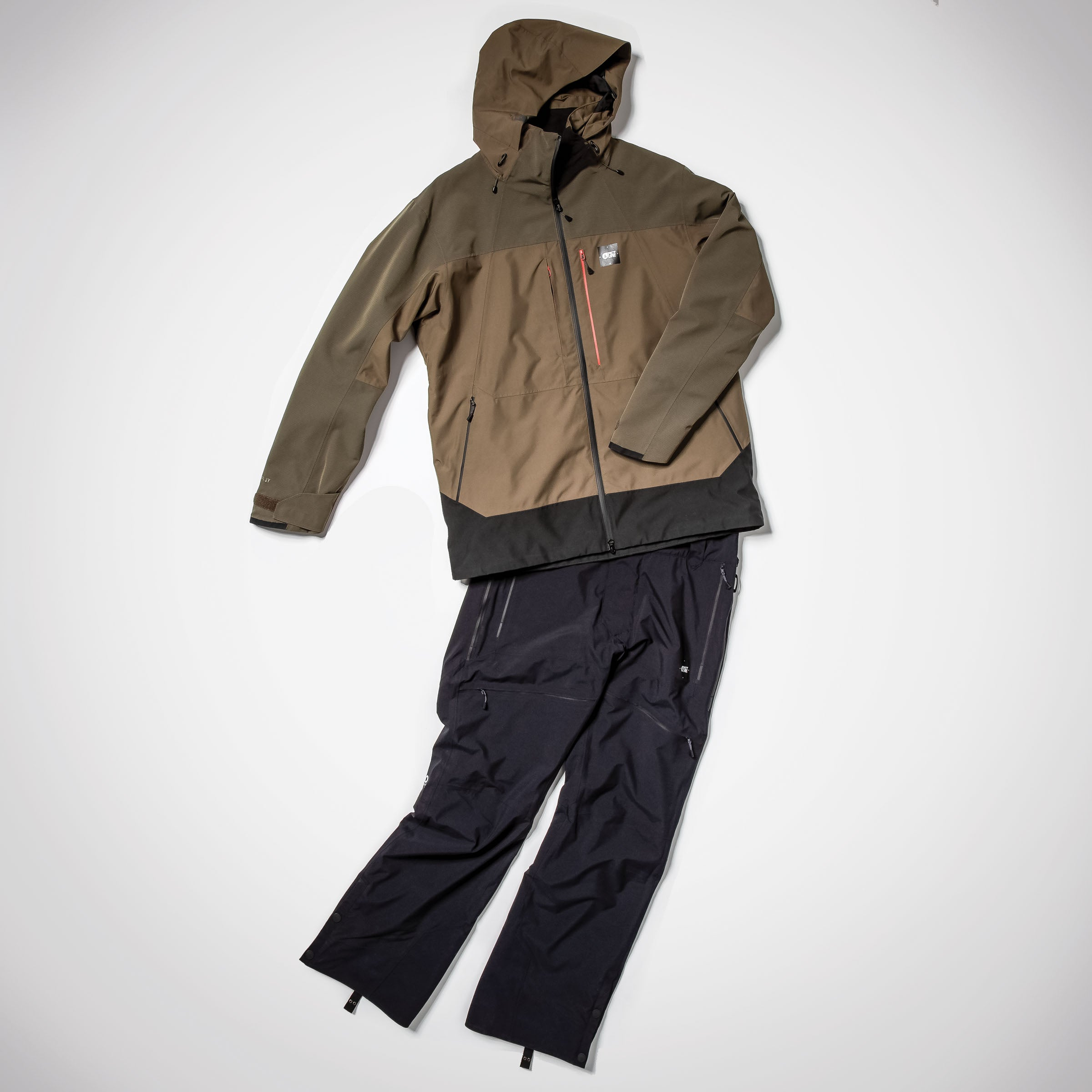 Picture Organic Track Jacket and Naikoon Pant